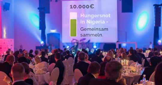 Digital Fundraising bei Events